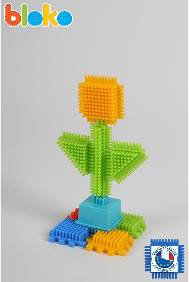 Fleur - Étape 9