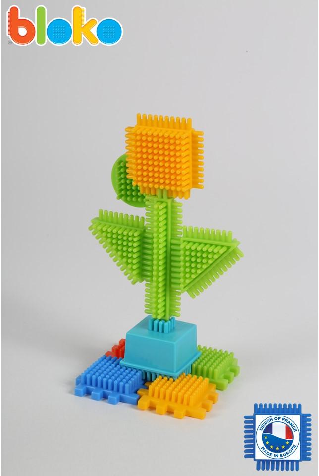 Fleur - Étape 10