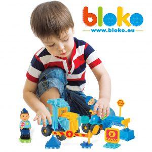 Bloko jouets de construction